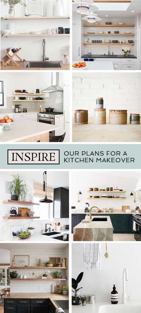 plans for a functional kitchen makeover dream house cheap rh pinterest com