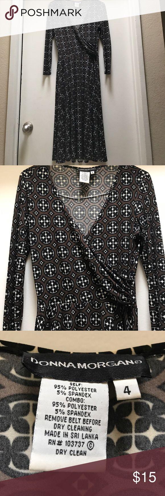 Donna Morgan Dress Donna Morgan Dress. Gently used. Size 4. Donna Morgan Dresses