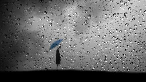 Blue Lullaby by Hengki Lee