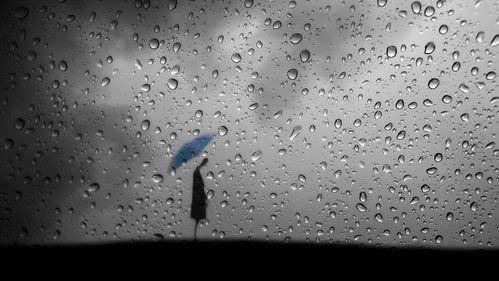 Blue Lullaby by Hengki Lee