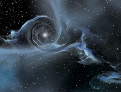 Mini Black Holes Hit The Earth Every 1,000 Years