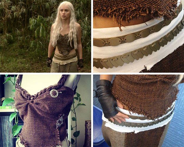 How to: Daenerys Targaryen Halloween Costume