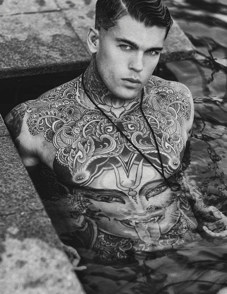 997 best images about men 39 s nipple piercings on pinterest for Men nipple tattoo