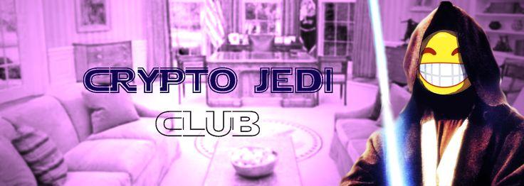 ¡Únete al Club de los Maestros Crypto Jedi!   Código Jedi: [1] No existe emoción, sólo existe paz. [2] No existe ignorancia, sólo existe conocimiento. [3]No existe pasión, sólo existe serenidad. [4] No existe caos, sólo existe armonía. [5] No existe muerte, sólo existe la Fuerza.    Web: https://monedadigital.wixsite.com/magazine/crypto-jedi-club