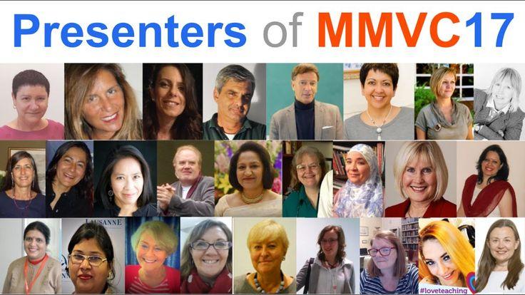 Presenters of MMVC17