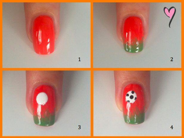 Nail art <3 | Creativegirls.jouwweb.nl