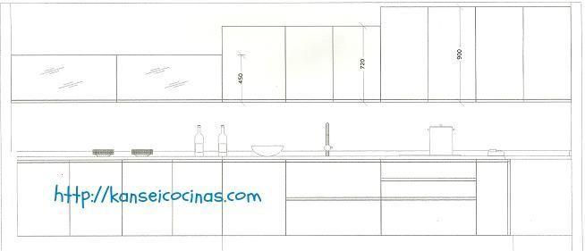 39 mejores imágenes de muebles de cocina en Pinterest | Muebles de ...