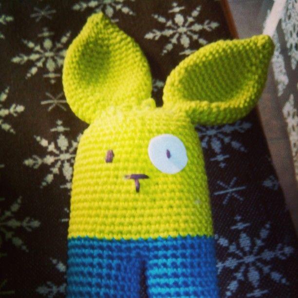 Crochet amigurimi. Lanukas design