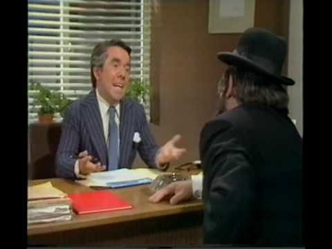 Two Ronnies: Orthodox Jew insurance against Catholicism!