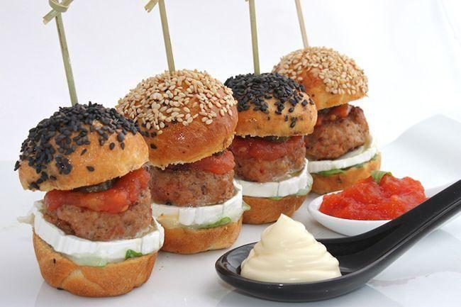 5 recetas de hamburguesas caseras que te harán triunfar