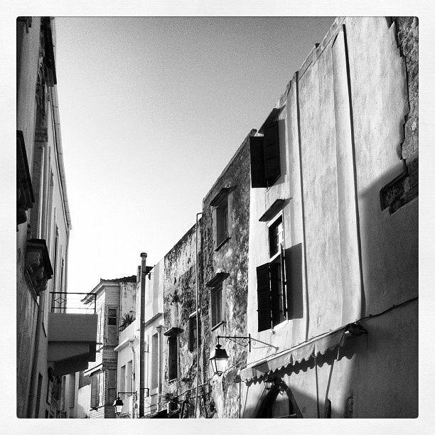 Walking around the alleys... #Rethymno #Crete