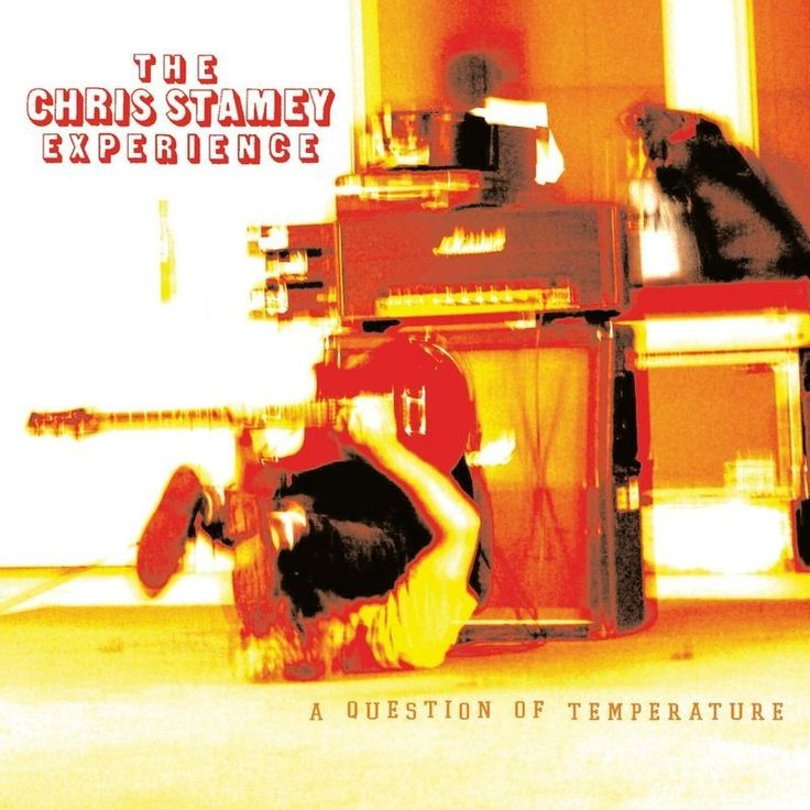 """Chris Stamey """"A Question of Temperature"""""""