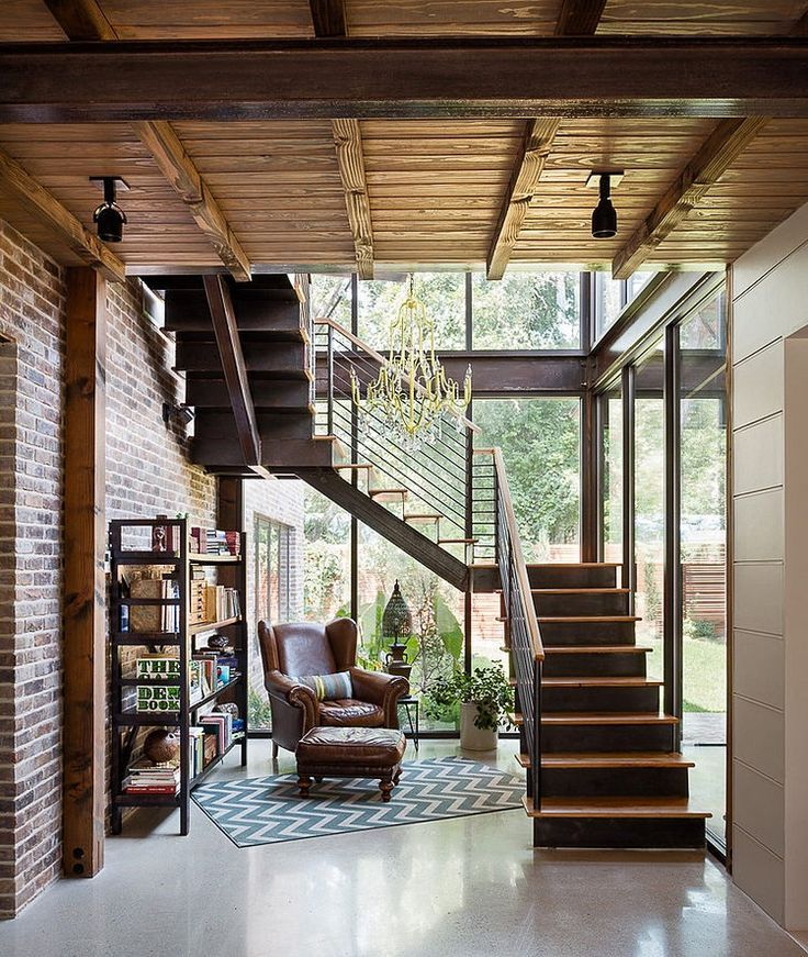 home interior design stairs%0A Staircase  Liberty Residence by David Mills Custom Homes