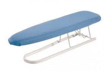 Braccio stiro Battistella - Il bracciolo è interamente sfoderabile per rendere più veloce la sostituzione o il lavaggio della tela.