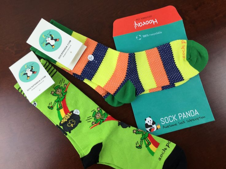 Sock Panda Sock Subscription Review & 15% Off Coupon! - Mens & Womens - http://hellosubscription.com/2015/05/sock-panda-sock-subscription-review-coupon-mens-womens/