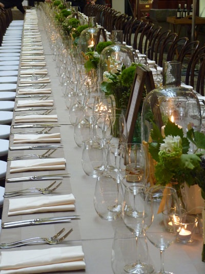 25 best ideas about formal dinner on pinterest table