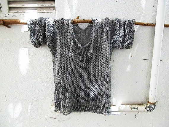 24 hours flash  discount  hand-knit sweater loose knit cotton