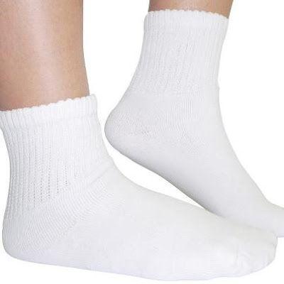 Super Dicas: Algumas dicas para manter e deixar as meias brancas sempre banquinhas