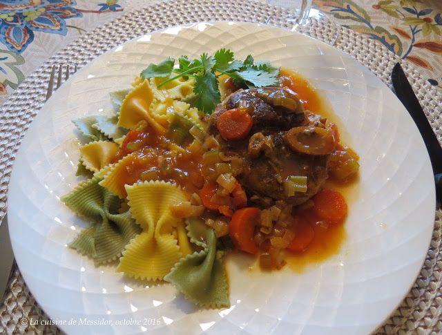 La cuisine de Messidor: Osso buco de porc exquis +