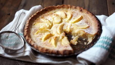 The best apple tart ever!!