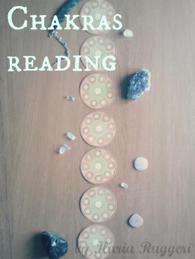 #Chakras reading #Motherpeace #tarot © Ilaria Ruggeri