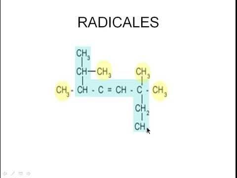 NOMENCLATURA ORGANICA de hidrocarburos - YouTube