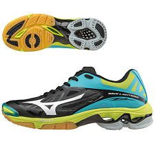 2016 mizuno volleyball shoes lightning z2 blackturquoise - Google Search