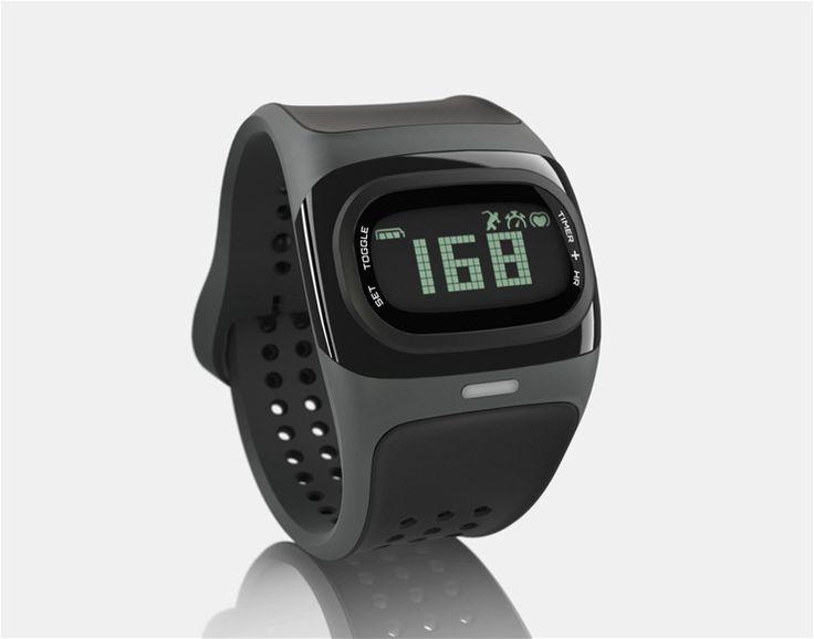 Award Winning Heart Rate Watch Black| MIO Alpha Heart Rate Watches | Mio Global