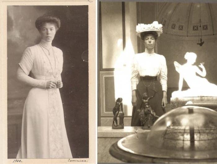 Сестра императора Николая II Ольга Александровна | Фото: famousfix.com