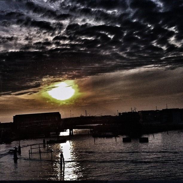 #venezia #tramonto #sunset
