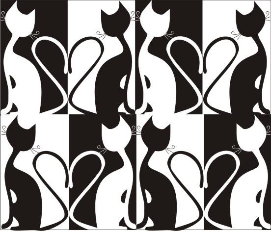 69 mejores imgenes de Dibujos de gatos negros en Pinterest