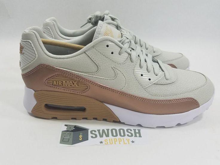 nike air max 90 winter prm shoes bronze wheat pack - bronze plaques