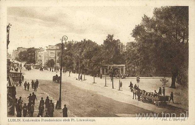 Lublin 100 years ago Poland
