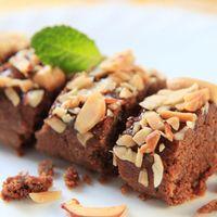 Recette Sans gluten Fondant chocolat-amande au Tofu