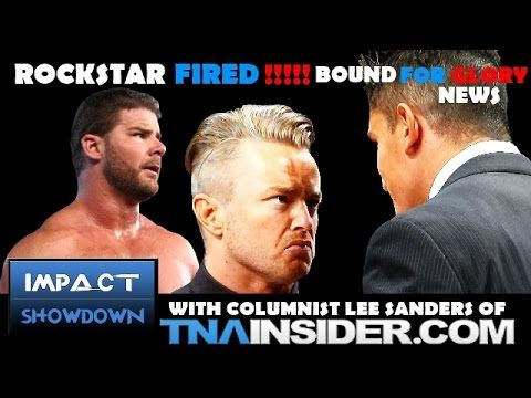 Impact Wrestling 10-8-14 Review: Bound For Glory Prelude, Rockstar Spud Fired! Impact Showdown Ep. 122 | Entertainment | Talk