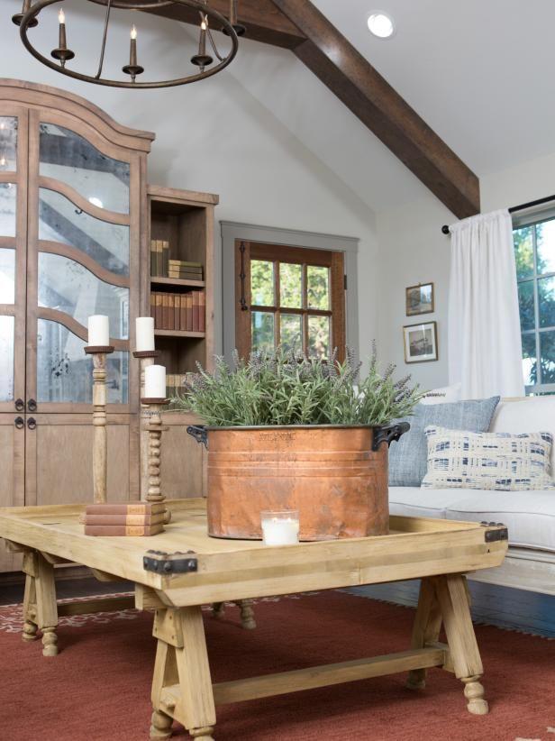 fixer upper renovation with european country rustic decor rh pinterest com