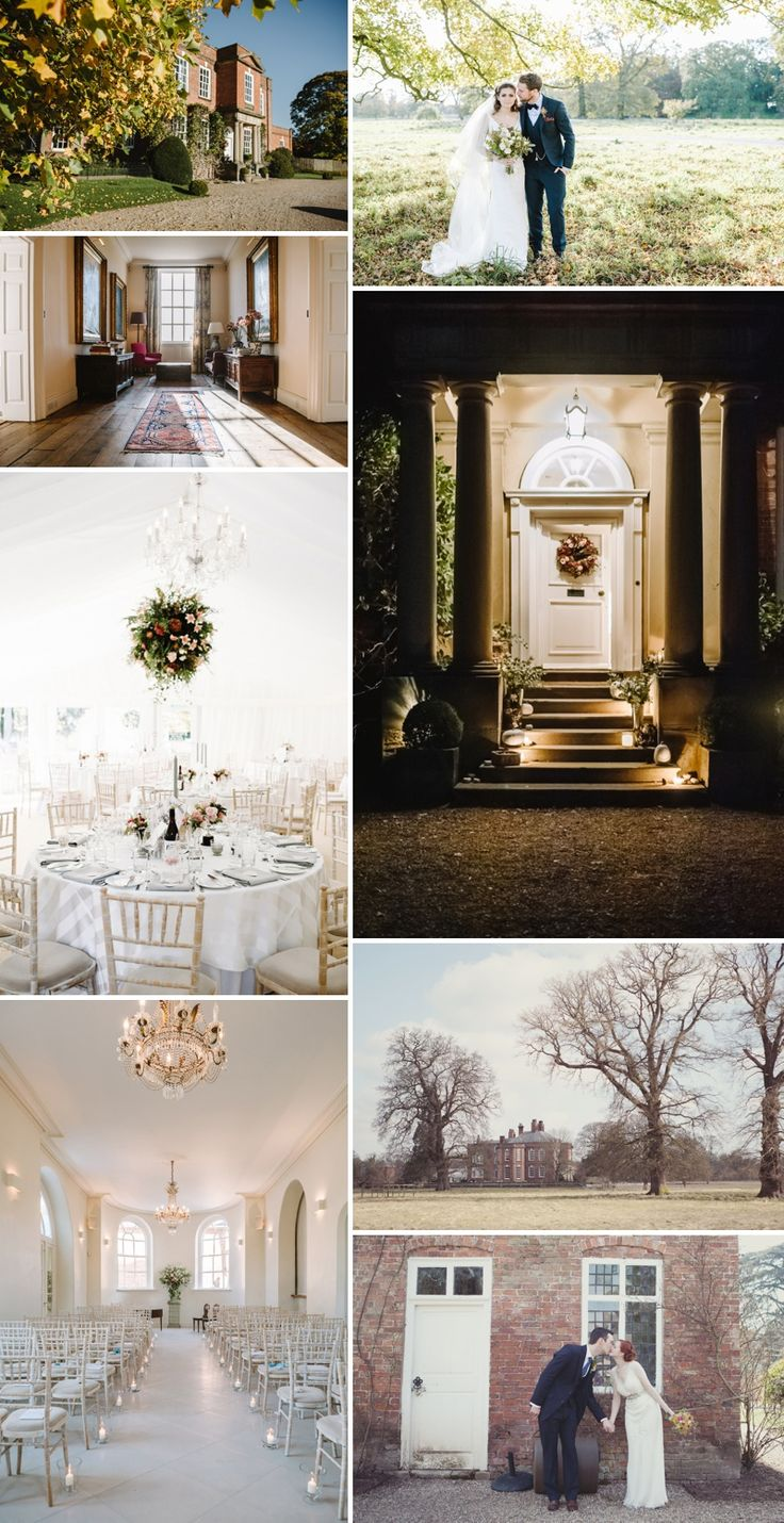 Rock My Venue: Iscoyd Park is one of Rock My Wedding's favourite venues and can be found near Whitchurch in Shropshire.