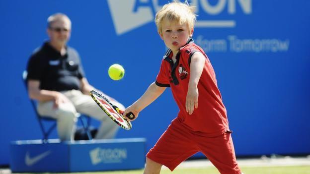 #tennis #news  LTA leads £250m grassroots funding plan