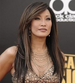 Carrie Ann Inaba, she always has such great hair!
