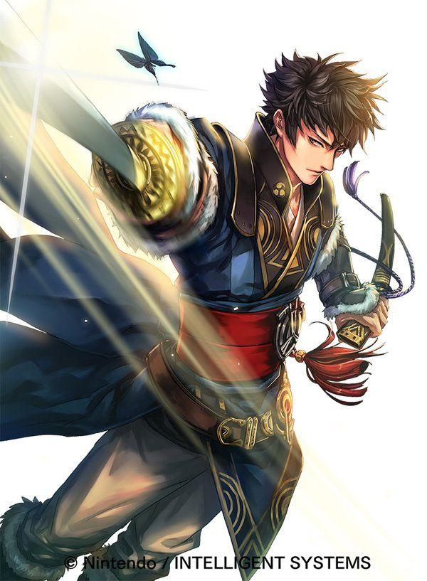 Últimas subidas - Lon'qu / Lon'zu - Artworks e imágenes - Galería Fire Emblem Wars Of Dragons