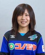 スペランツァFC大阪高槻の選手。DFの壷井 綾子