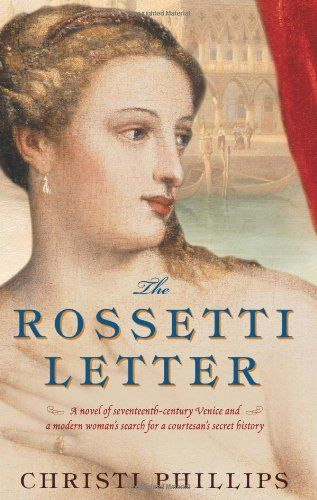 This love story spans two different centuries! Fearing that her research will be rendered useless if a Cambridge professor proves his theory about seventeenth-century Venetian courtesan Alessandra Rossetti, Ph.D. candidate Claire Donovan agrees to chaperone a troubled teen in order to gain passage to the professor's presentation in Venice.