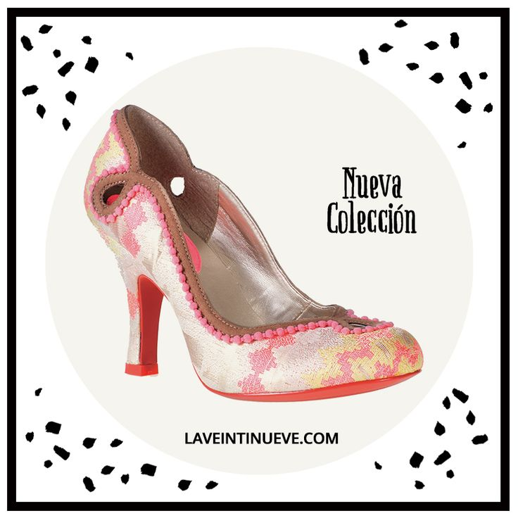 Pumps for love #retro #heels #spain #laveintinueve #boutique #gotico