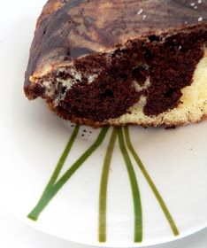 Thermomix Recipes: Marble Cake with Thermomix