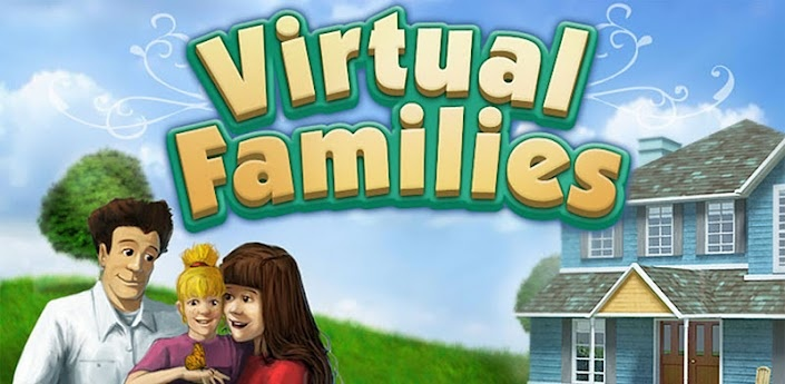 Oldie PC game Virtual Families ported to Android. The family can actually survives without you playing for 24/7!