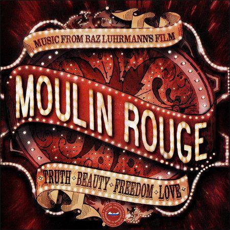 ORIGINAL SOUNDTRACK CD - Moulin Rouge (Mulen Ruzh)