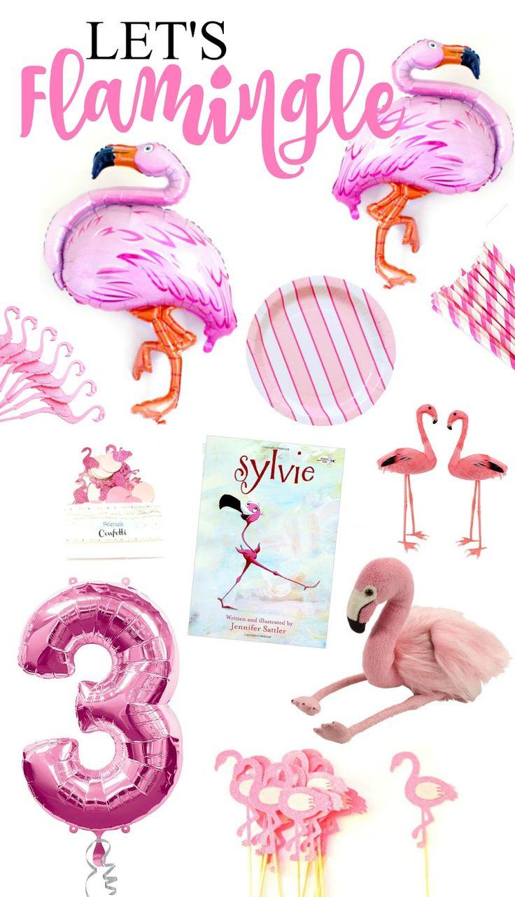 Flamingo Party Ideas | DETTE CAKES