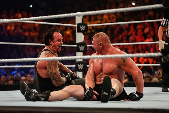 Brock Lesnar's Five Most Likely Opponents At WrestleMania 32