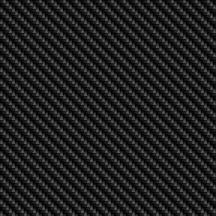 Metal carbon fiber texture
