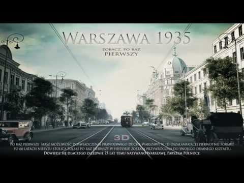 Warszawa 1935 - HD - Nieoficjalny Trailer?